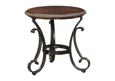 GAMBREY END TABLE