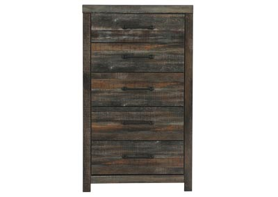 Image for DRYSTAN FIVE DRAWER CHEST