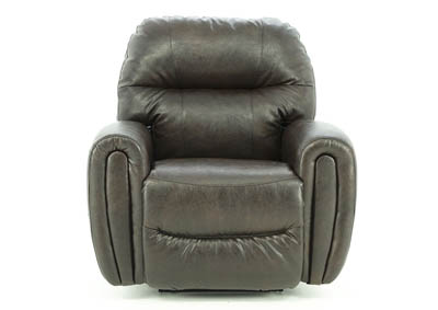 MARKSON WALNUT RECLINER