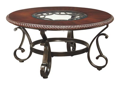 GAMBREY COCKTAIL TABLE