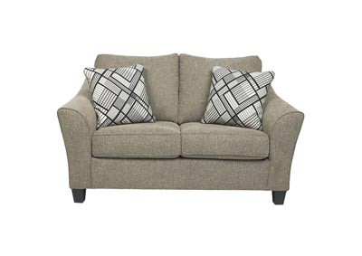 Image for BARNESLEY PLATINUM LOVESEAT