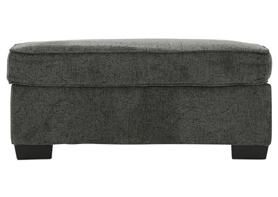 Image for CAMERO PEWTER COCKTAIL OTTOMAN
