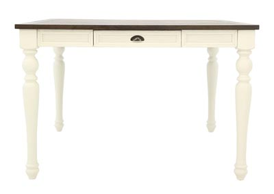 JOANNA COUNTER HEIGHT DINING TABLE W/LEAF