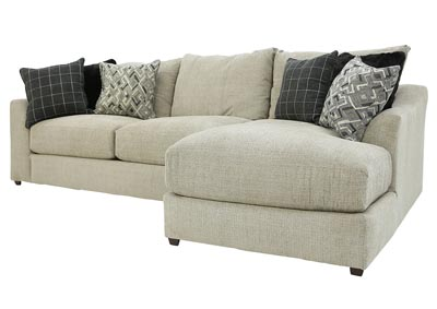 KYRA MARBLE 2 PIECE SECTIONAL