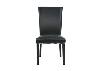 Image for CAMILA BLACK DINING HEIGHT SIDE CHAIR