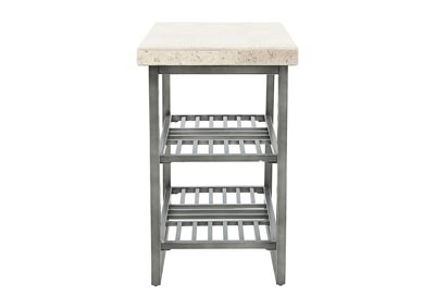 TAMRA CHAIRSIDE TABLE