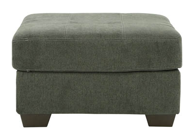 DELTA CITY STEEL OVERSIZED OTTOMAN