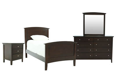 WALKER TWIN BEDROOM SET