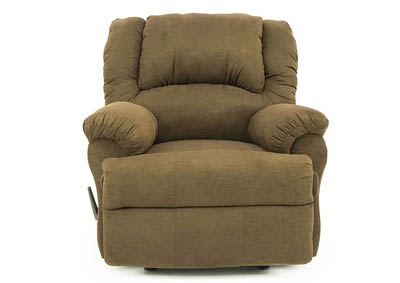 JACE ARUBA CHOCOLATE RECLINER