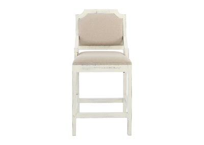 CAMRY BARSTOOL PADDED SEAT WITH BACK
