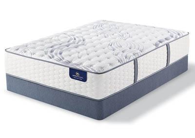 PERFECT SLEEPER LUXURY FIRM TRELLEBURG QUEEN MATTRESS SET