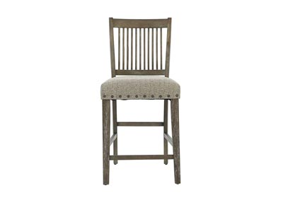 CHARLESTON II COUNTER HEIGHT BARSTOOL