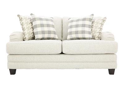 TARA WOOL LOVESEAT