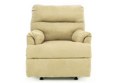 ANTHONY SENSATIONS CAMEL RECLINER