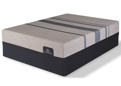 BLUE MAX 1000 QUEEN MATTRESS SET