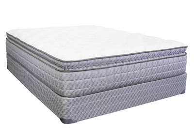 LILLY PILLOWTOP FULL MATTRESS SET