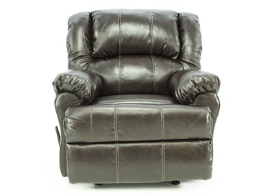 JACE BRANDON BROWN RECLINER