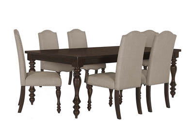 MCGREGOR 7PC DINING SET