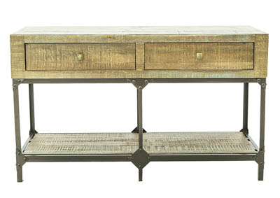 URBAN GOLD SOFA TABLE
