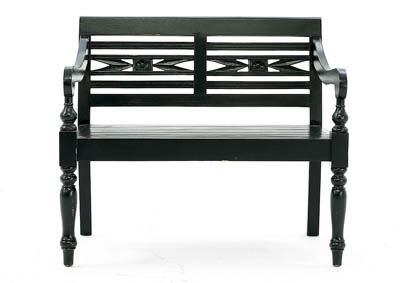 Image for LEXI BLACK BENCH