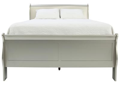 LOUIS PHILIP CHAMPAGNE KING BED