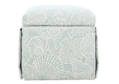 Image for ATLANTIS SEA BREEZE STORAGE OTTOMAN