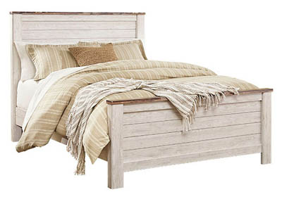 WILLOWTON KING BED