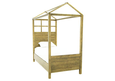 PLAYHOUSE JO'S TWIN CANOPY BED