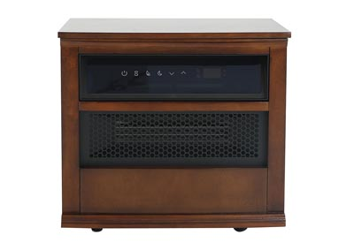 Image for SOUTHGATE INFRAGEN WALNUT ELECTRIC HEATER
