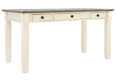 Image for BOLANBURG TWO-TONE HOME OFFICE DESK
