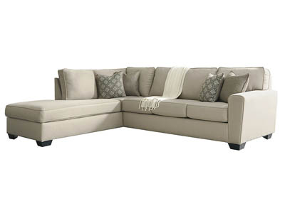 CALICHO ECRU SECTIONAL