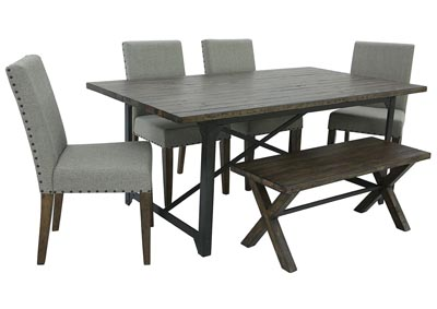 CALDWELL 6PC DINING