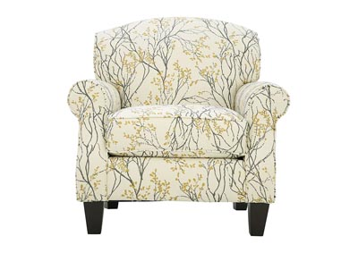 MYLA MARIGOLD ACCENT CHAIR