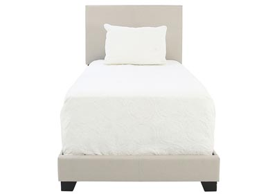 ERIN KHAKI TWIN BED