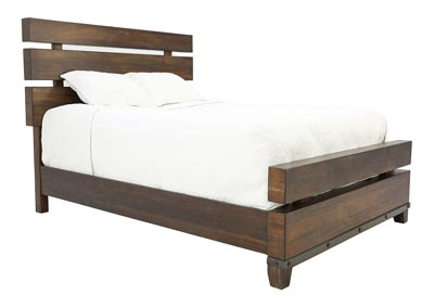 FORGE KING BED