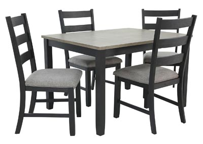 Image for MARTIN 5 PIECE DINING SET