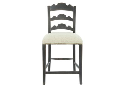 LAGRANGE LADDERBACK COUNTER STOOL