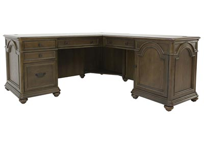 Image for BELMEADE L-RETURN DESK