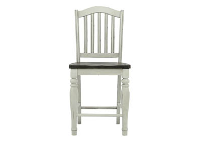 BOURBON COUNTY SLAT BACK DINING CHAIR