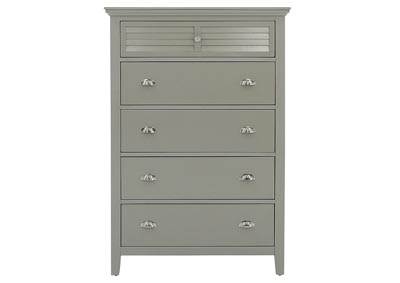 SPENCER GREY CHEST