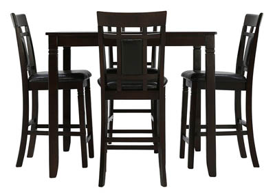 BENNOX 5 PIECE PUB DINING SET
