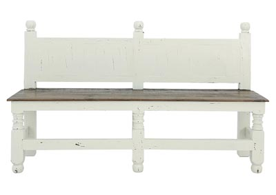 Image for SANTA RITA DINING BENCH