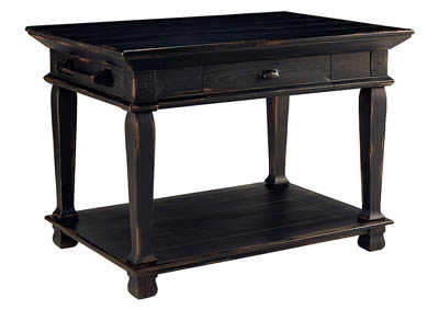SWEDISH FARM CHIMNEY FINISH KITCHEN ISLAND,MAGNOLIA HOME FURNISHINGS