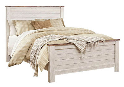 Image for WILLOWTON QUEEN BED