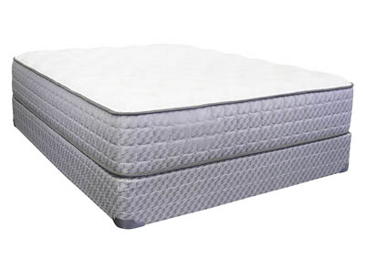HOLLY PLUSH KING MATTRESS SET