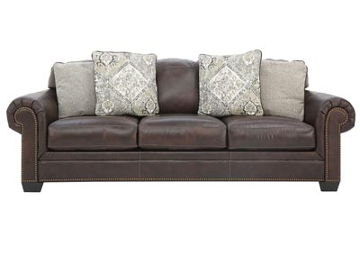 ROLESON WALNUT QUEEN SOFA SLEEPER