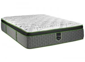 KIMBERLY EURO TOP PLUSH QUEEN MATTRESS