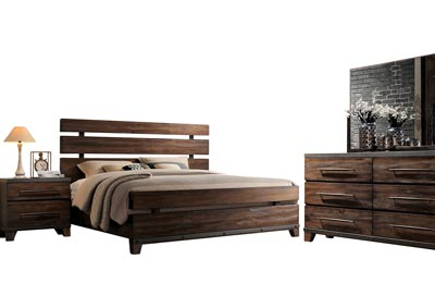 FORGE KING BEDROOM SET