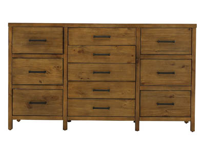 SCAFFOLD SALVAGE PINE DRESSER