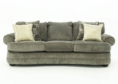 MADELYN PEWTER SOFA